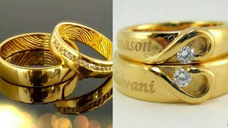 Designer Couple Ring Collection.