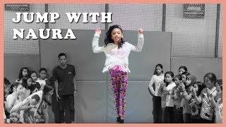 Jump with Naura