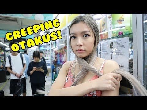 Creeping Otakus in Hong Kong ft. egg waffle