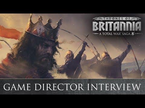 Total War Saga: THRONES OF BRITANNIA - Game Director Interview