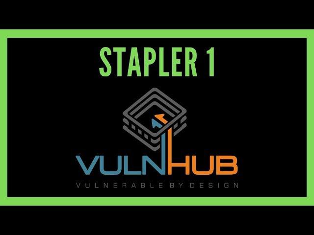 Stapler 1 - CTF Walkthrough - Boot-To-Root