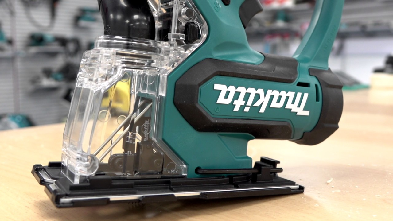 Makita DSD180Z 18v Cordless Dry Wall Cutter - FIRST LOOK
