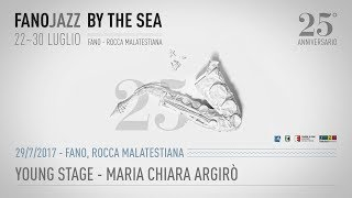 Maria Chiara Argirò Group - The Fall Dance - Young Stage FJBTS 2017