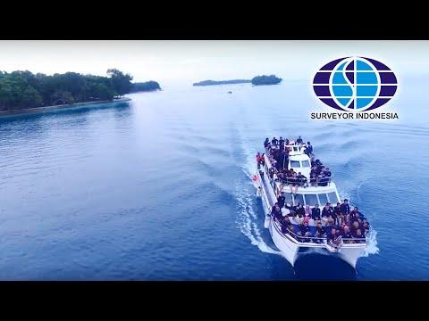 Outbound Pulau Putri - Surveyor Indonesia