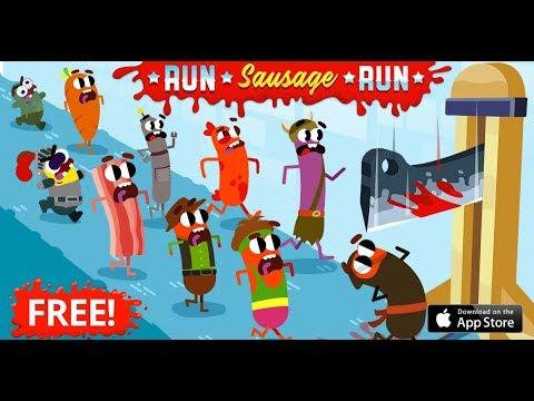 Run Sausage Run! (Mod)