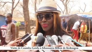 Coumba Gawlo / Visite historique à 80 km de Kedougou :   Traite des femmes, prostitution forcée