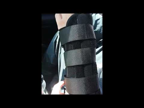 KNASI Carpal Tunnel Syndrome Night Wrist Support Brace