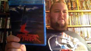 Night Train To Terror Blu-ray Review - Vinegar Syndrome