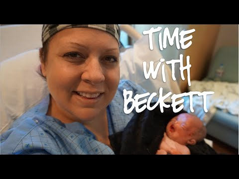 TIME WITH BECKETT | WatersWife
