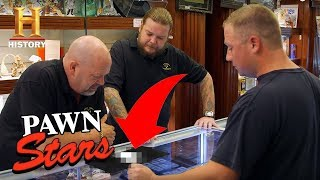 20 Weirdest Items Brought To The Pawn Stars
