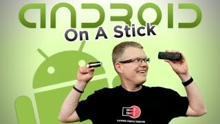 Android On A Stick: Equiso Smart TV Makes Any Dumb HDTV Smart!