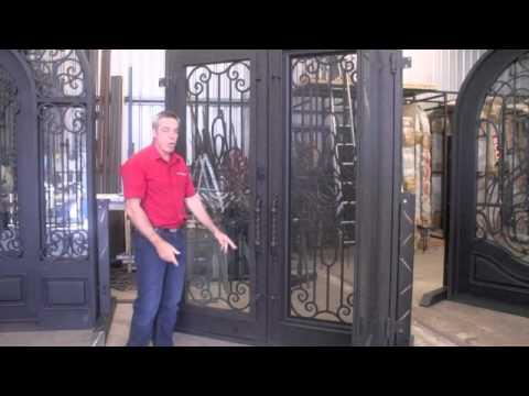 Wrought Iron Doors You
