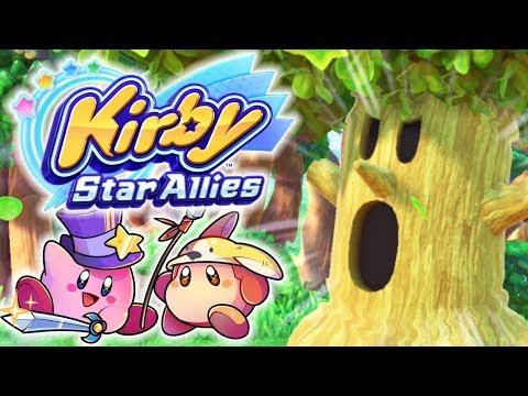 Whispy Wood kriegt Dresche! | 02 | KIRBY STAR ALLIES