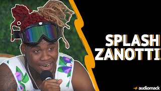 Splash Zanotti Interview: Talks Rolling Loud Performance, Song With Murda Beatz & More