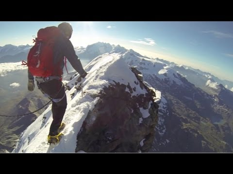 Movie Matterhorn Climb 2013 Werner van Ingelgem