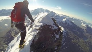 Movie Matterhorn Climb 2013 Werner van I...