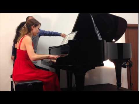 Lucia Brighenti - Gigliola Di Grazia_Proposta House Concert - Piano City Napoli 2015