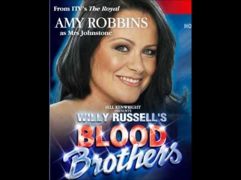 Amy Robbins - Blood Brothers - Marilyn Monroe