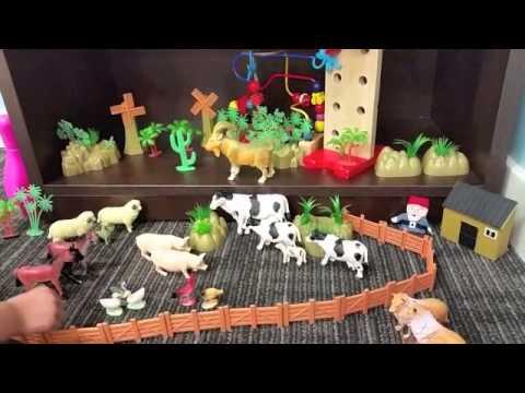 Какие звуки издают дикие животные (для детей) - RuTube