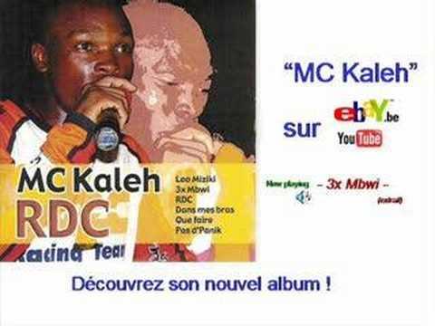 MC Kaleh - 3x Mbwi
