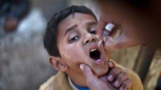 صحة - التطرف يعيد شلل الأطفال إلى العالم