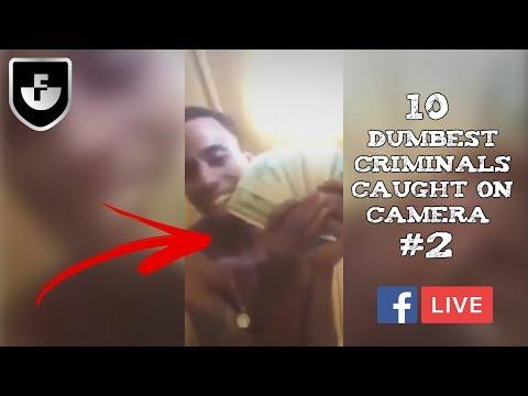 10 Dumbest Criminals Caught on Camera #2