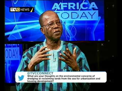 AFRICA TODAY ON DREDGING WITH DR BUNMI AJAYI & PHILIP JAKPOR