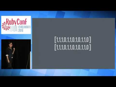 RubyConf 2016 - Rhythmic Recursion by Celeen Rusk