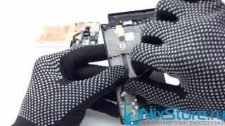 Как заменить экран Nokia Lumia 720