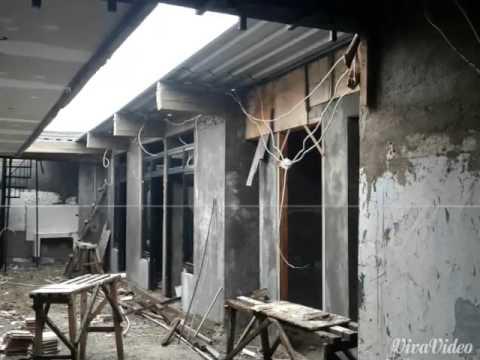 Membangun sebuah rumah Kost di Pamulang