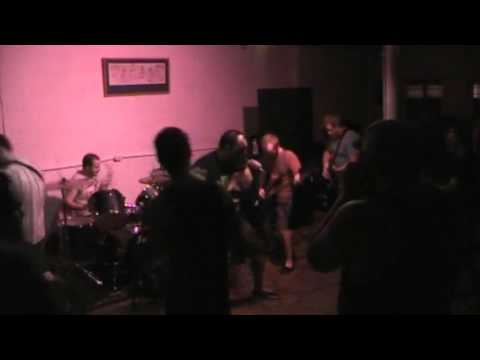 Killing Years live at the Back Lot in Cincinnati, OH in 2011