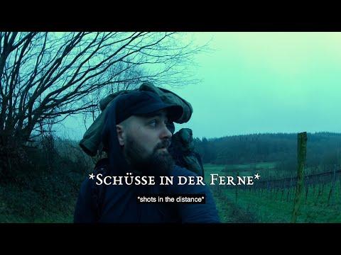 Solo-Trekking (2): Winter-Wildcamping Lütjenburg Hessenstein Schleswig-Holstein[GERw/ENGSub]