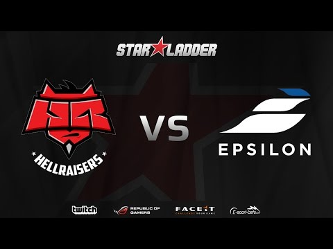 [EN] HellRaisers vs Epsilon - (STARLADDER Starseries XI)