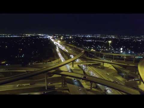 Nightflight in Grand Prairie, Texas