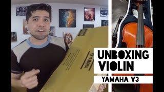 Como Revisar tu primer Violin /Unboxing ViolinYamaha V3