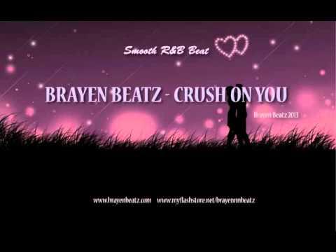 cute R&B Love Song Pop Instrumental Beat - Crush On You