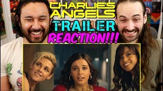 CHARLIE'S ANGELS (2019) - TRAILER REACTION!!!