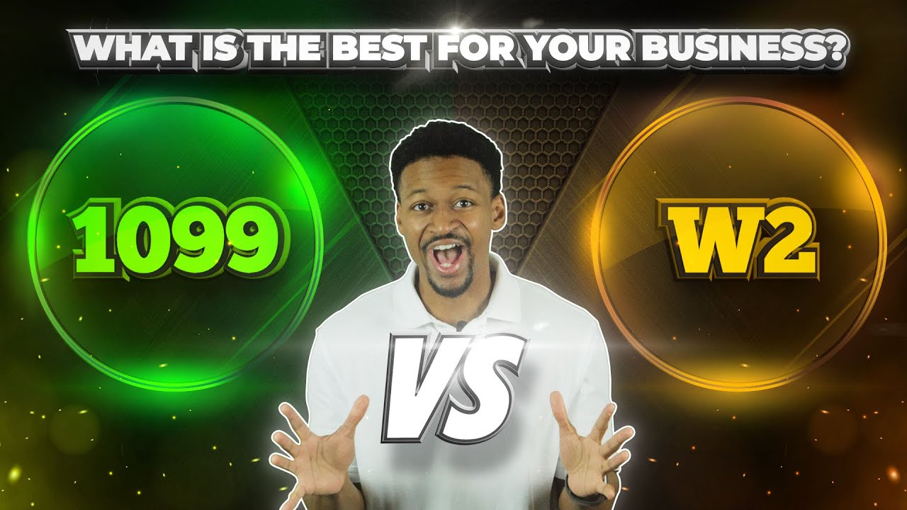 Download 1099 vs W2: How Should You Pay Your People?