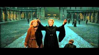 Harry Potter and the Deathly Hallows part 2 -