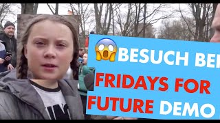 AfD besucht Friday for Future in Berlin