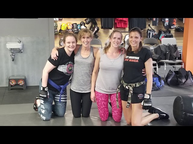 July At Rocky Mountain Self Defense & Fitness 2019