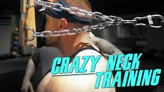 CRAZY Neck Training for Neutral Spine