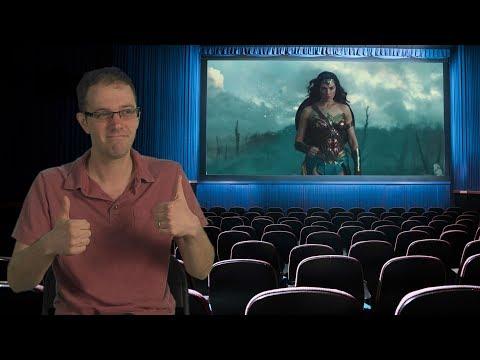 Wonder Woman (2017) - Movie review