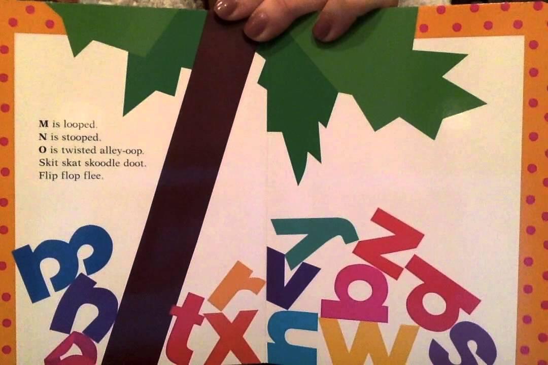 Chicka Chicka Boom Boom Book - Mama Read Aloud Storytime ... - photo#1