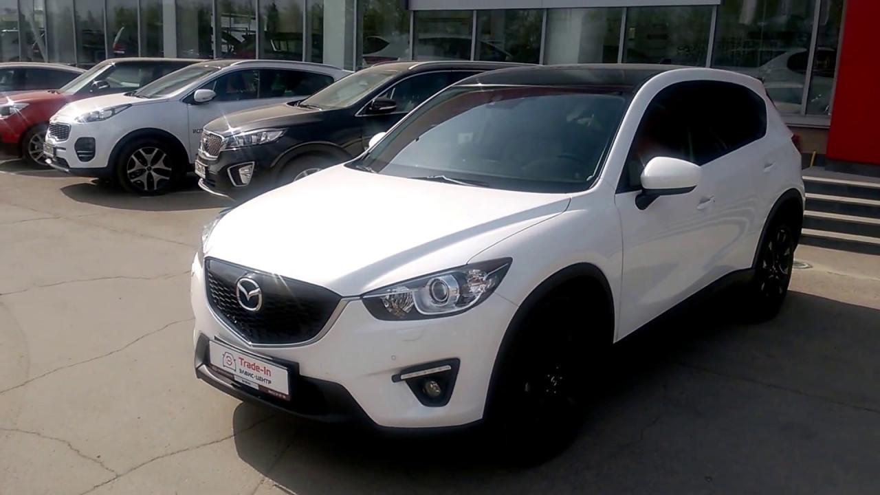 Что выбрать из б/у? Mazda CX-5 или Honda CR-V? (Сравнение .