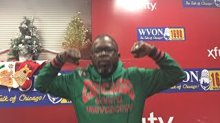 Watch The WVON Morning Show...Does Gender Matter Anymore in America? P