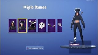 I BUY the BEST PACK FORTNITE [PACK EVEIL OF OMBRES] ON FORTNITE BATTLE ROYALE!