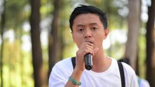 Apalah Arti Menunggu Medley Cinta 2 Hati - (Cover) JND on Musik Jogja