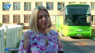 Воспитанники ЦСРДИ отправились в санаторий «Вешенский»