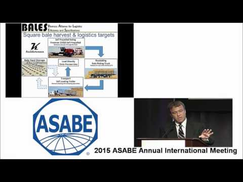 ASABE AIM 2015 - Afternoon Panel, Bioenergy Focus Day